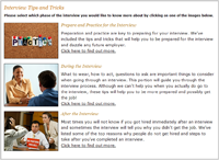 Click to see a more detailed view of the MCS Carerer Portal Interview